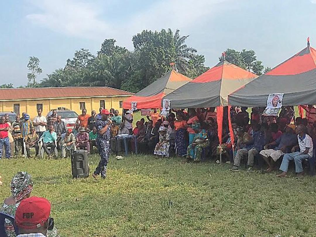Campaign Photos Ulakwo