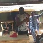 Philip Ejiogu speaks at Nkwo Emeke