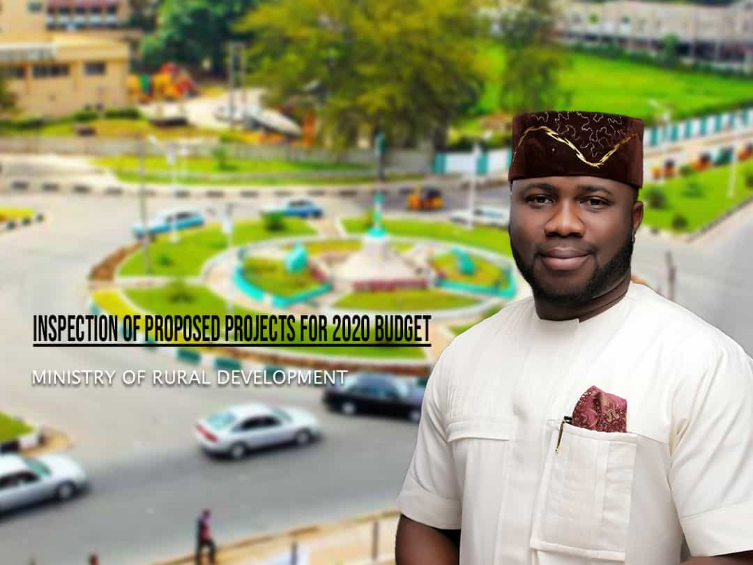 PROJECTS FOR 2020 BUDGET IMO STATE